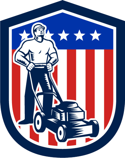 All American Lawn Care Logo