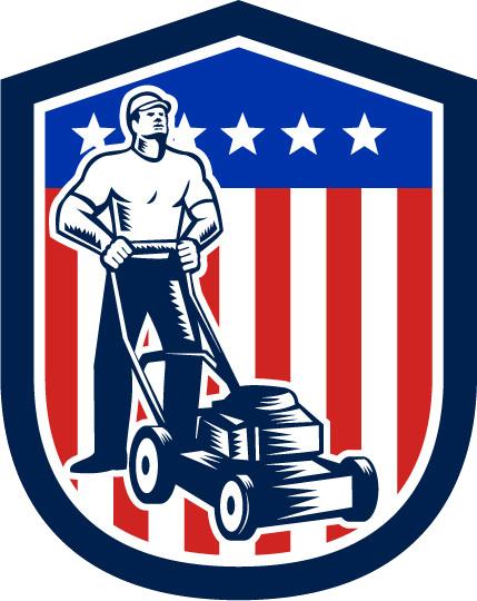 All American Lawn Care Logo